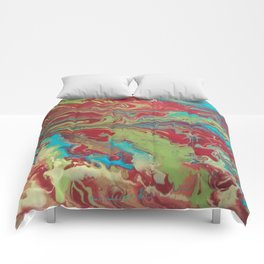 Psychedelic Collection Comforters