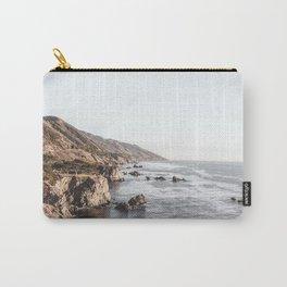 Big Sur | Monterey California Surfers Paradise Ocean Beach Landscape Wanderlust Photograph Carry-All Pouch