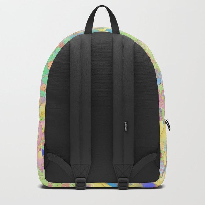 Bird Token Backpack