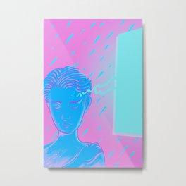 Intermission Metal Print