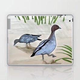 Australian Wood Duck Laptop & iPad Skin