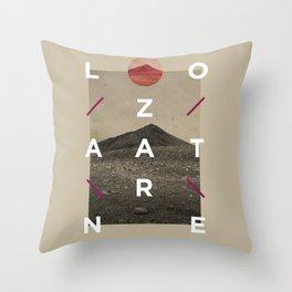 Lanzarote3 Throw Pillow