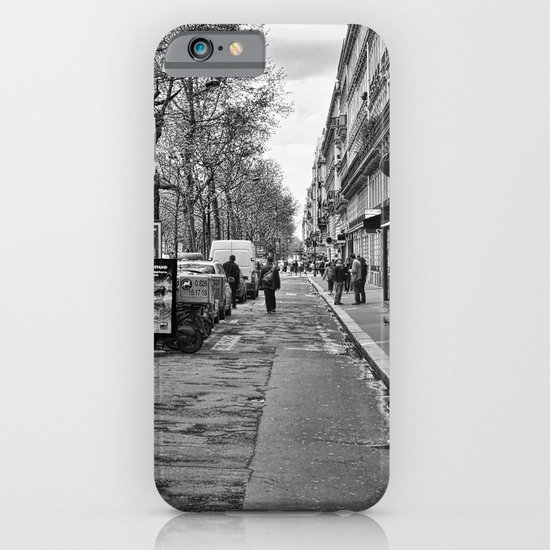 Streets of Paris iPhone & iPod Case