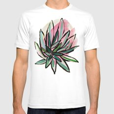The Sunshine Will Feel Like Home Mens Fitted Tee White SMALL