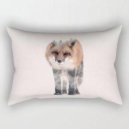hondo kitsune Rectangular Pillow