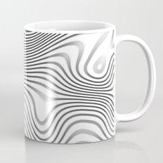 Organic Abstract 02 WHITE Mug