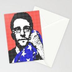 Snowden Revolution Stationery Cards