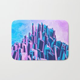Crystal Peak Bath Mat