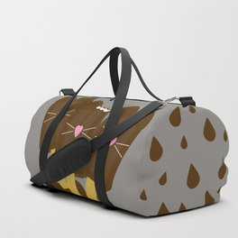 Chocolate Kittysicles Duffle Bag