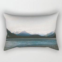 Mt Aspiring National Park Rectangular Pillow