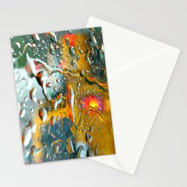 'CLASSIC NYC TAXI' Stationery Cards