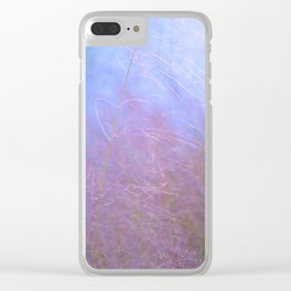 Dreamy Clear iPhone Case