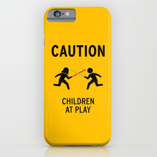 Children at Play iPhone & iPod Case