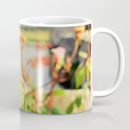 Back Petaling  Coffee Mug