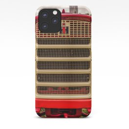 International Grill Farmall Tractor Front  iPhone Case