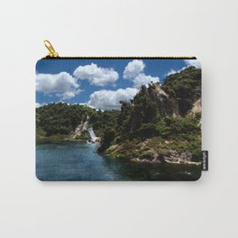 Frying Pan Lake, New Zealand Landscape Carry-All Pouch