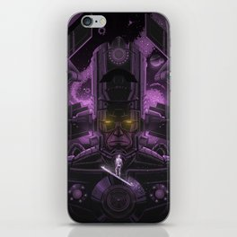Eater of Worlds iPhone Skin