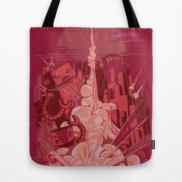 Smash! Zap!! Zoom!!! Tote Bag