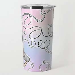 The Sound Of Love Travel Mug