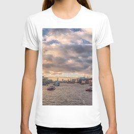 London Photography The Shard T-shirt