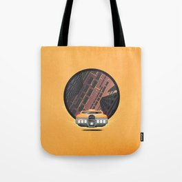 Meat Popsicle Tote Bag