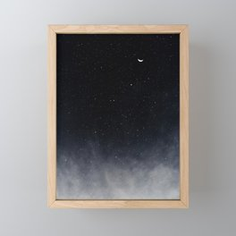 After we die Framed Mini Art Print