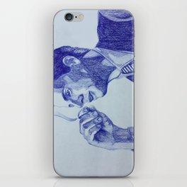 Matthew Goode iPhone Skin