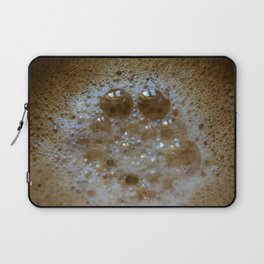 Coffe Time Laptop Sleeve