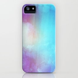 Dream - Watercolor Painting iPhone Case