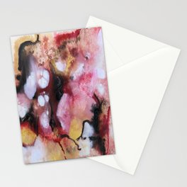 Abstract 1 by Saribelle Stationery Cards