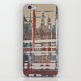 Waterlogged iPhone Skin