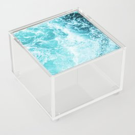 Perfect Sea Waves Acrylic Box