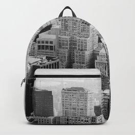 Black and White NYC V2 Backpack
