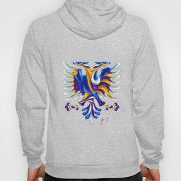 Kosovar (Albanian) Eagle Hoody