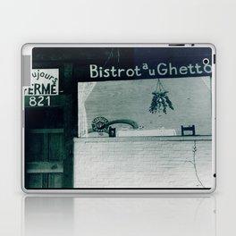 Bistro Au Ghetto Laptop & iPad Skin