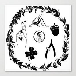 Good Luck  Canvas Print