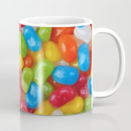 Yummy Colorful Candy Jelly Beans Coffee Mug