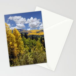 Autumn in New Mexico Stationery Cards