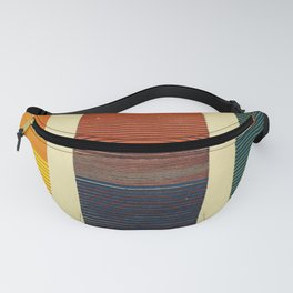 Antique Color Grades Fanny Pack