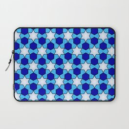 Stars And Hexes Laptop Sleeve