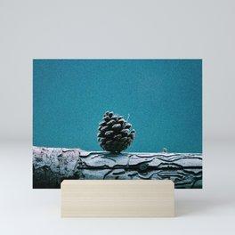 Pine on a Tree Mini Art Print
