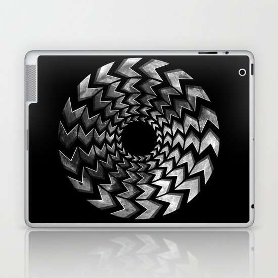 Lunar Illusion Laptop & iPad Skin