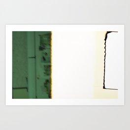 Experimental Photography Art Print