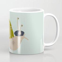 French Snail Coffee Mug