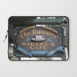 The Bunnery Bakery & Cafe Laptop Sleeve
