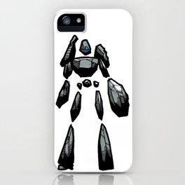 Rock Golem iPhone Case