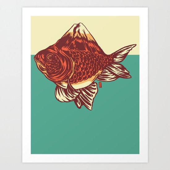 Archipelago Art Print