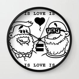 EQUALI-TEES: Bears Wall Clock