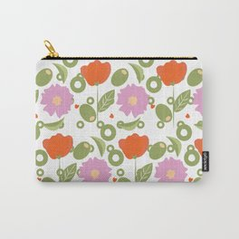 For the Love of Olives Carry-All Pouch