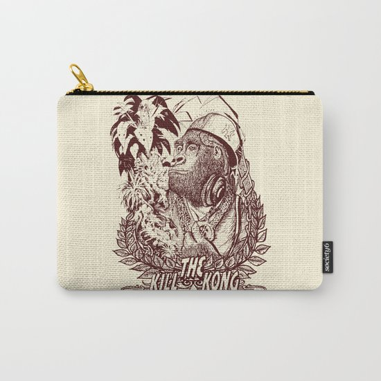 KILL THE KONG Carry-All Pouch